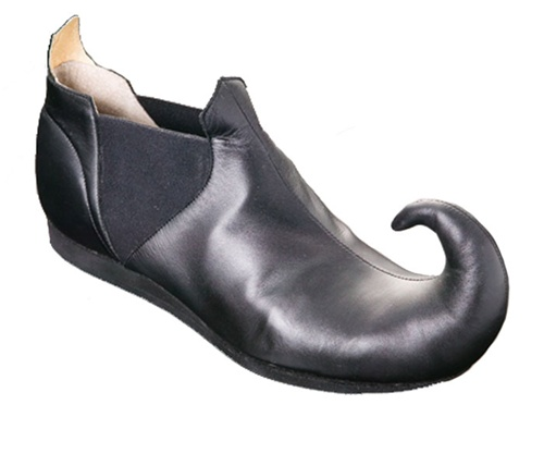 a customized jazz shoe.