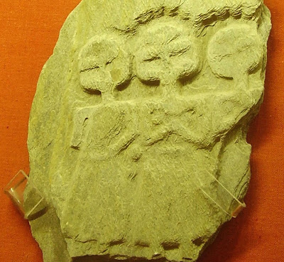 three celtic mother godesses found near bath
