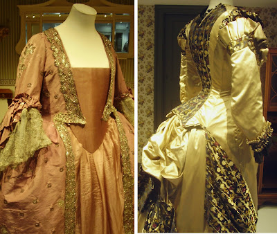 costume at bath fashion museum