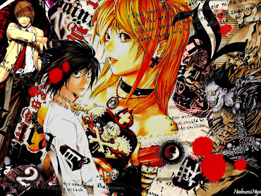 #17 Death Note Wallpaper