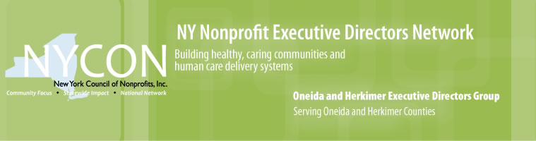 Mohawk Valley Nonprofit Leaders Group