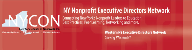 WNY Executive Director's Network