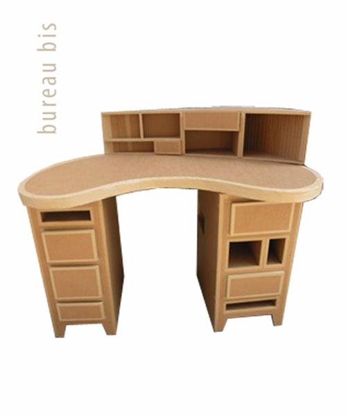 crea decora y hazlo tu mismo muebles de carton. Black Bedroom Furniture Sets. Home Design Ideas