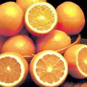 دلكة البرتقال