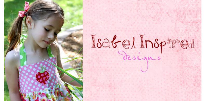 Isabel Inspired Designs