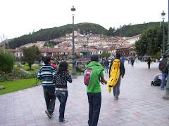 galería paseando por las calles de Cusco - Perú