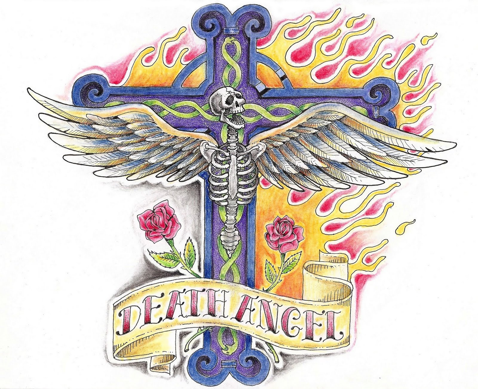 Death Angel: In Living (?) Color