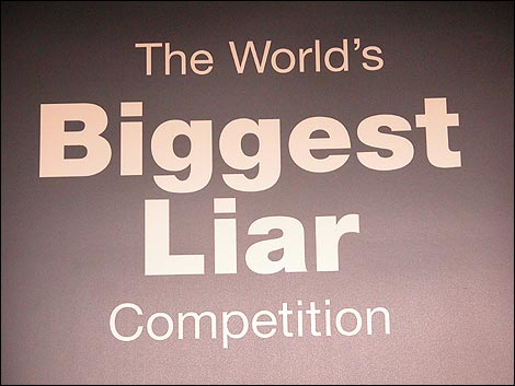 BIGGEST LIAR
