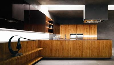 Favorite Modern Kitchen Wooden Furniture-8
