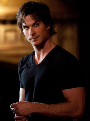 ian somerhalder damon vampire - photo #11