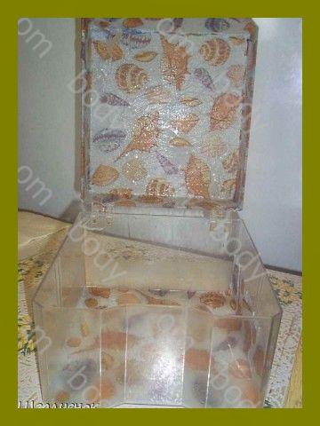 صندوق اكسسوارات مميز من بقايا المكرونة