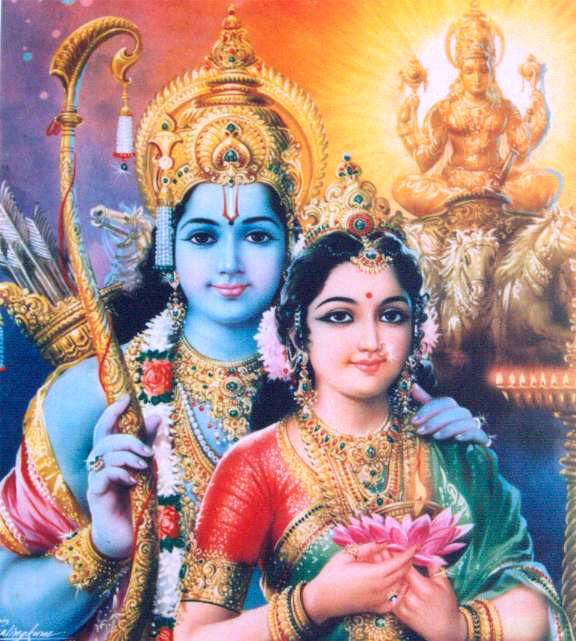 THE WORLD OF PICTURES MATA SITA AND RAMA