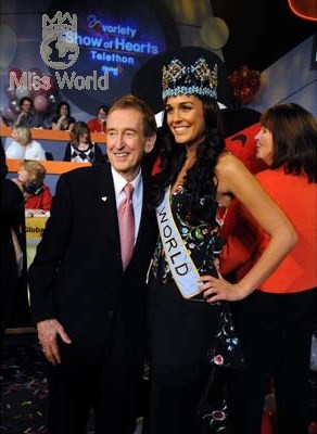 Kaiane Aldorino - Miss World 2009- Official Thread (Gibraltar) - Page 3 New67861