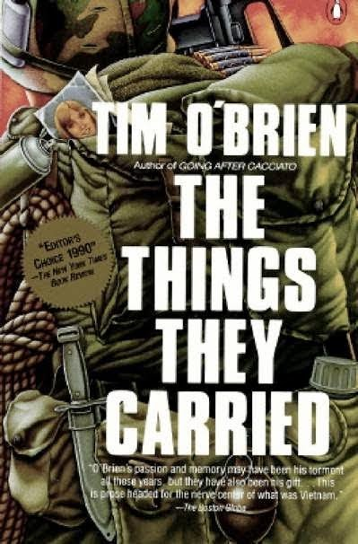 the effects of darkness in the things they carried a book by tim obrien Transcript of conversation with tim o'brien tim o'brien: the things they carried is in part a book about the vietnam war, and in part it's a book about the power of.