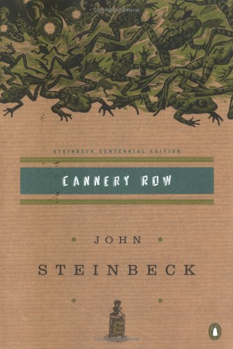 essay on cannery row by john steinbeck Cannery row study guide contains a biography of john steinbeck, literature  essays, quiz questions, major themes, characters, and a full.