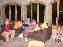 Humanizacion ET Oriental via holograma dentro de mi casa Shambala Santa Rita 7/10/2007