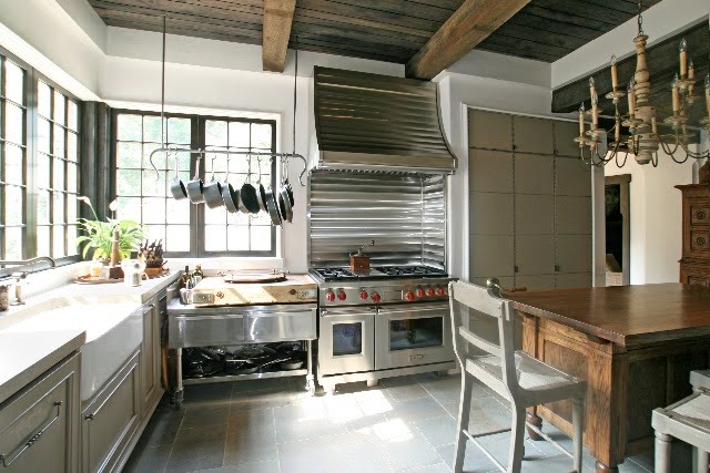 Period homes modern twist on classical designs part iii for Kitchen design jobs scotland