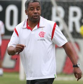 Andrade, novo técnico do Flamengo