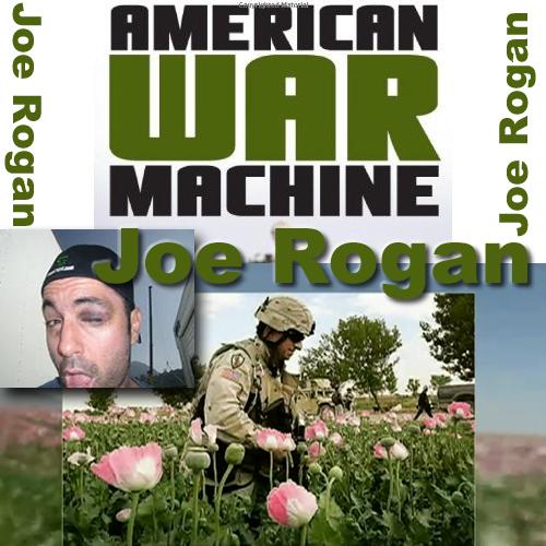 joe rogan war machine