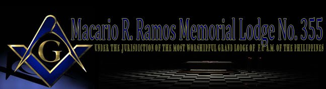 Macario R. Ramos Memorial Lodge No. 355, F.&A.M.