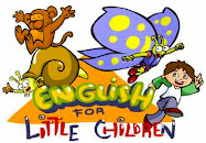 English for little children