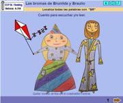 Las bromas de Brunilda y Braulio