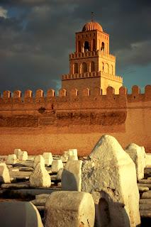 Masjid Uqba and Cemetery
