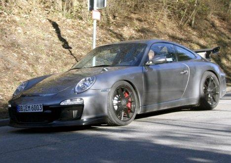 Nuovo Stile Per La Porsche 997 Gt3 Rs Autostyle