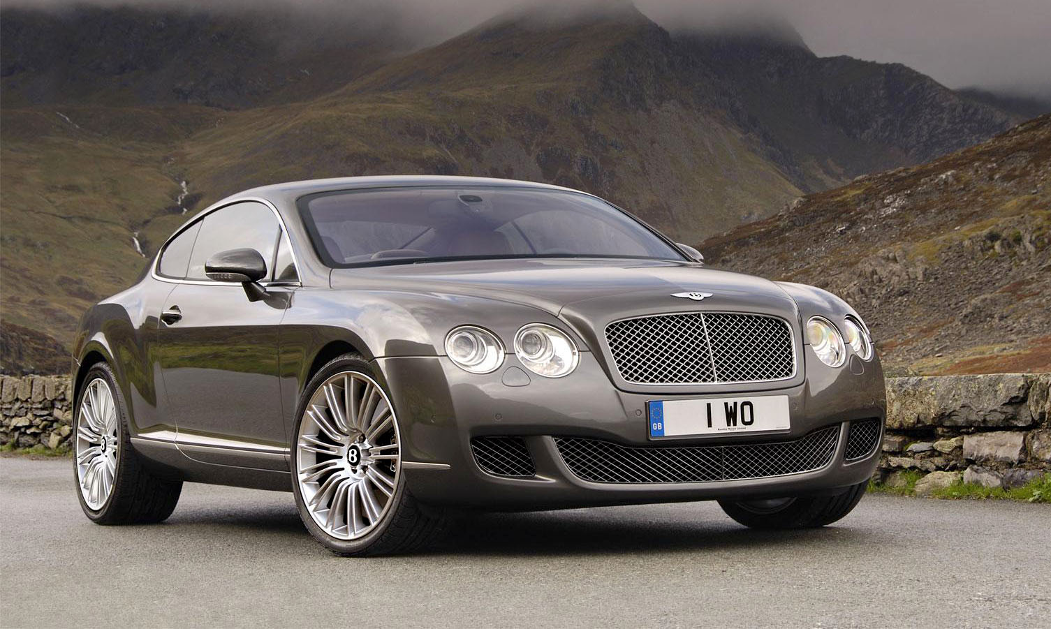 bentley richiama 33000 continental gt autostyle