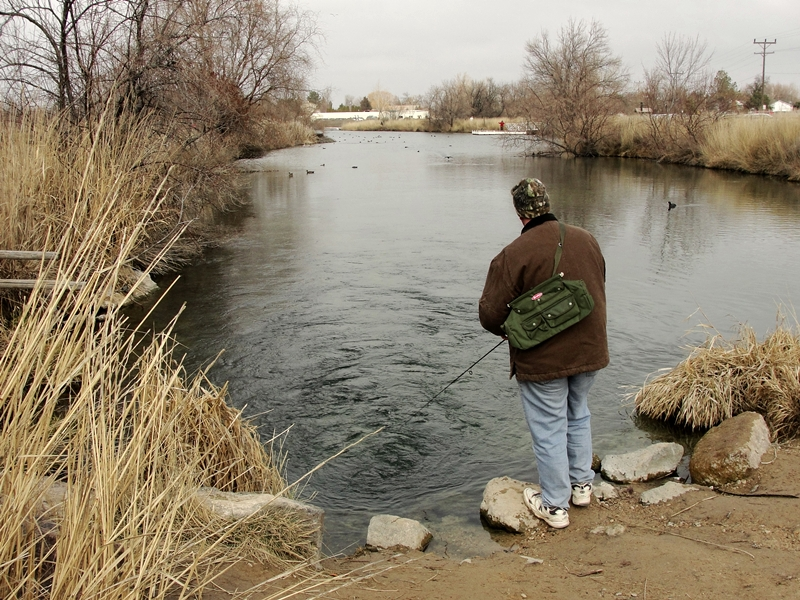 Idaho travel things to do idaho vacation wilson springs for Trout fishing ponds near me