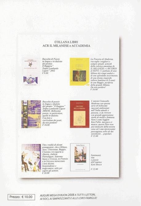 I LIBRI DI ACR.. i migliori libri scritti da Rio.. che dopo la perdita della cara MAMMA...
