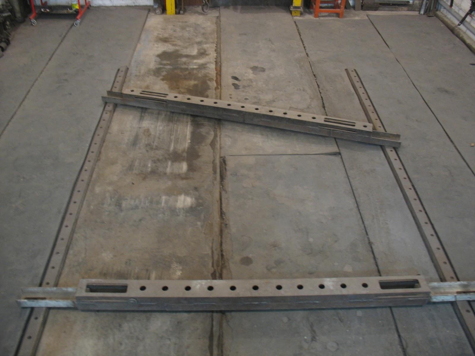 Стапель для кузовного ремонта своими руками 96