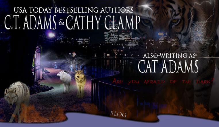 Cathy Clamp's Writing blog