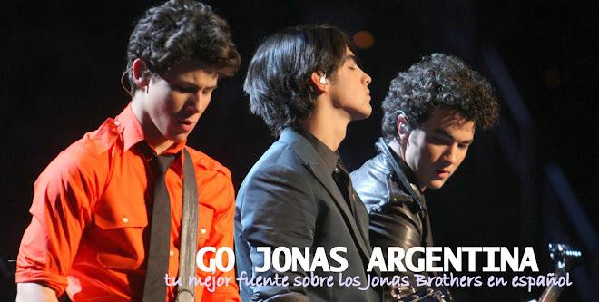 GO JONAS ARGENTINA