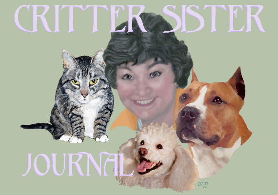 Blog by Critter Sister - Journal by the Season