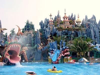 парк развлечений, Suoi Tien