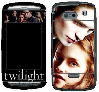 Twilight Cell Phone Skin Case Faceplate