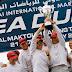 Artemis Overall Winner of  Al Maktoum Sailing Trophy RC 44