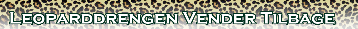 Leoparddrengen Vender Tilbage