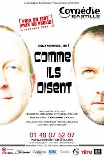 Comme ils disent (2009) affiche