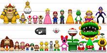 The Super Mario Universe