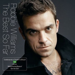 Cd – robbie williams – the best so far