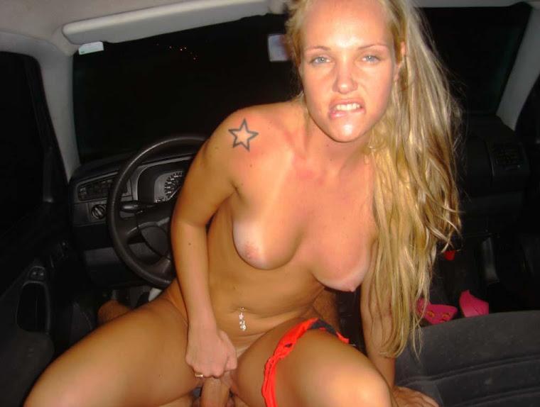 Fudeu dentro do carro