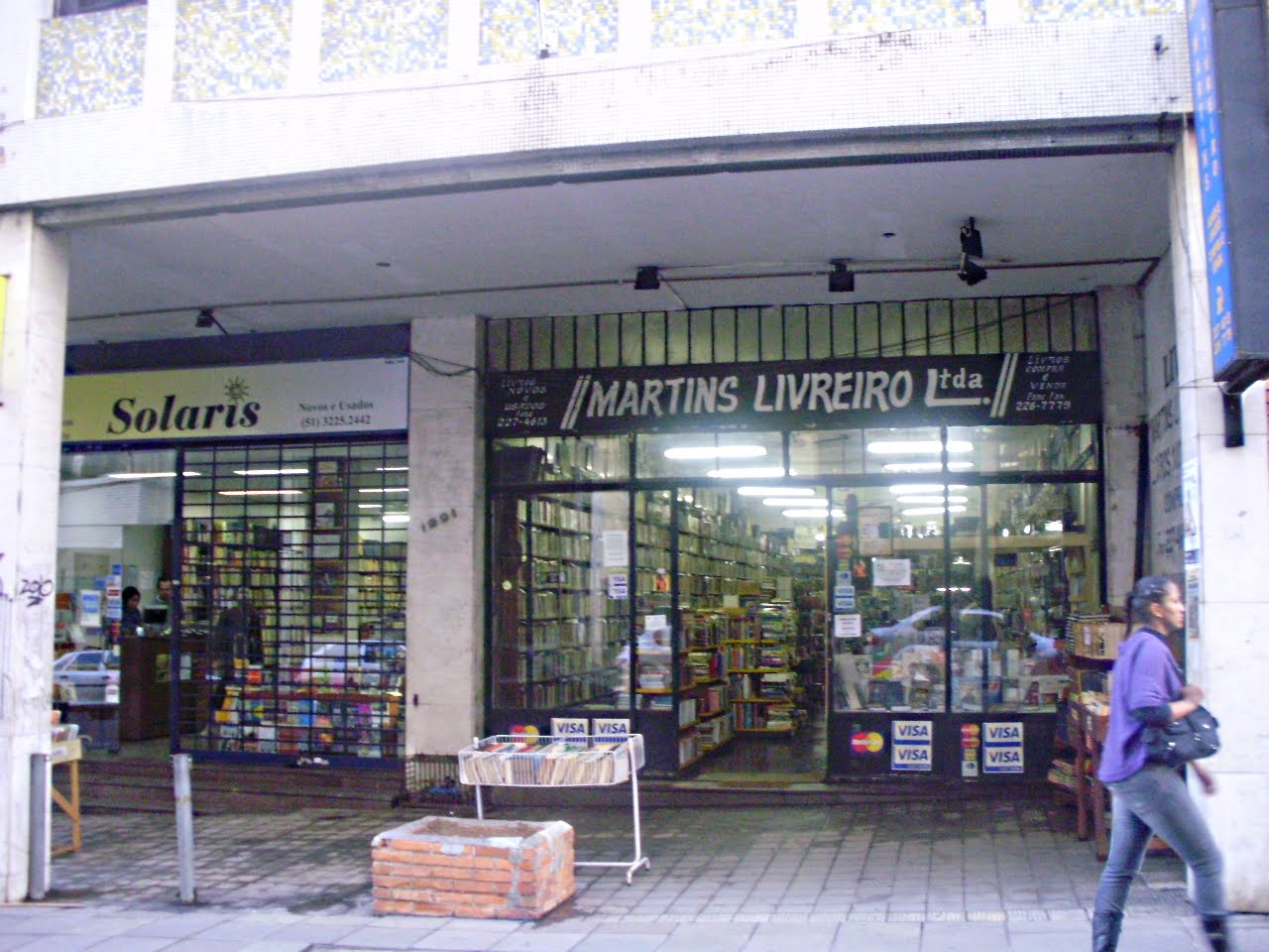 Global paths: Sebos temáticos de Porto Alegre