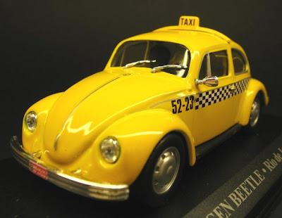 Volkswagen Beetle Taxi Rio de Jeneiro