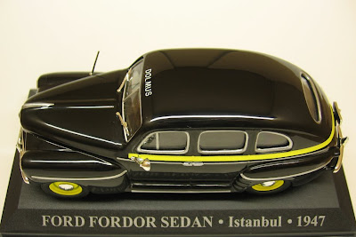 Ford Fordor Sedan Taxi