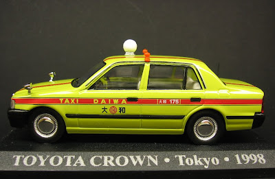 Toyota Crown taxi