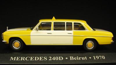 Mercedes 240 D Taxi