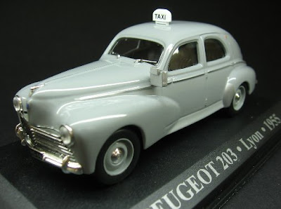 Peugeot 203 Taxi