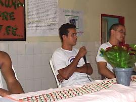 Batizado - Grupo de Capoeira Nova Força 18.04.09 - Monitor Segredo